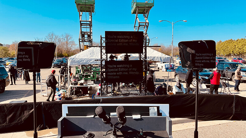 Teleprompter Tips Level Up your Speaking Skills Prompster